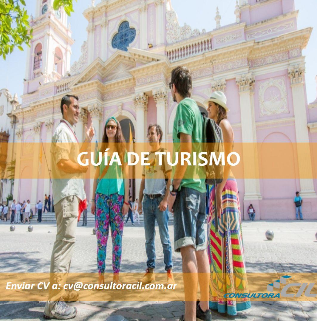 Guía turístico- Salta Capital