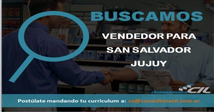 Vendedor San Salvador-JUJUY
