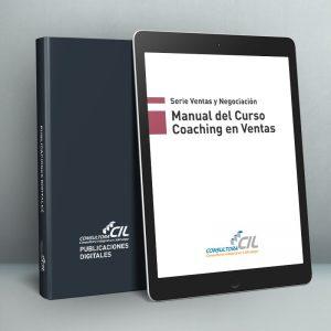 """Manual del Curso """"Coaching en Ventas"""""""