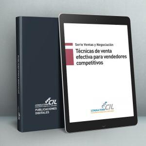 Técnicas de venta efectivas para vendedores competitivos
